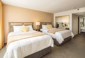 Executive Suite Double Bed Room