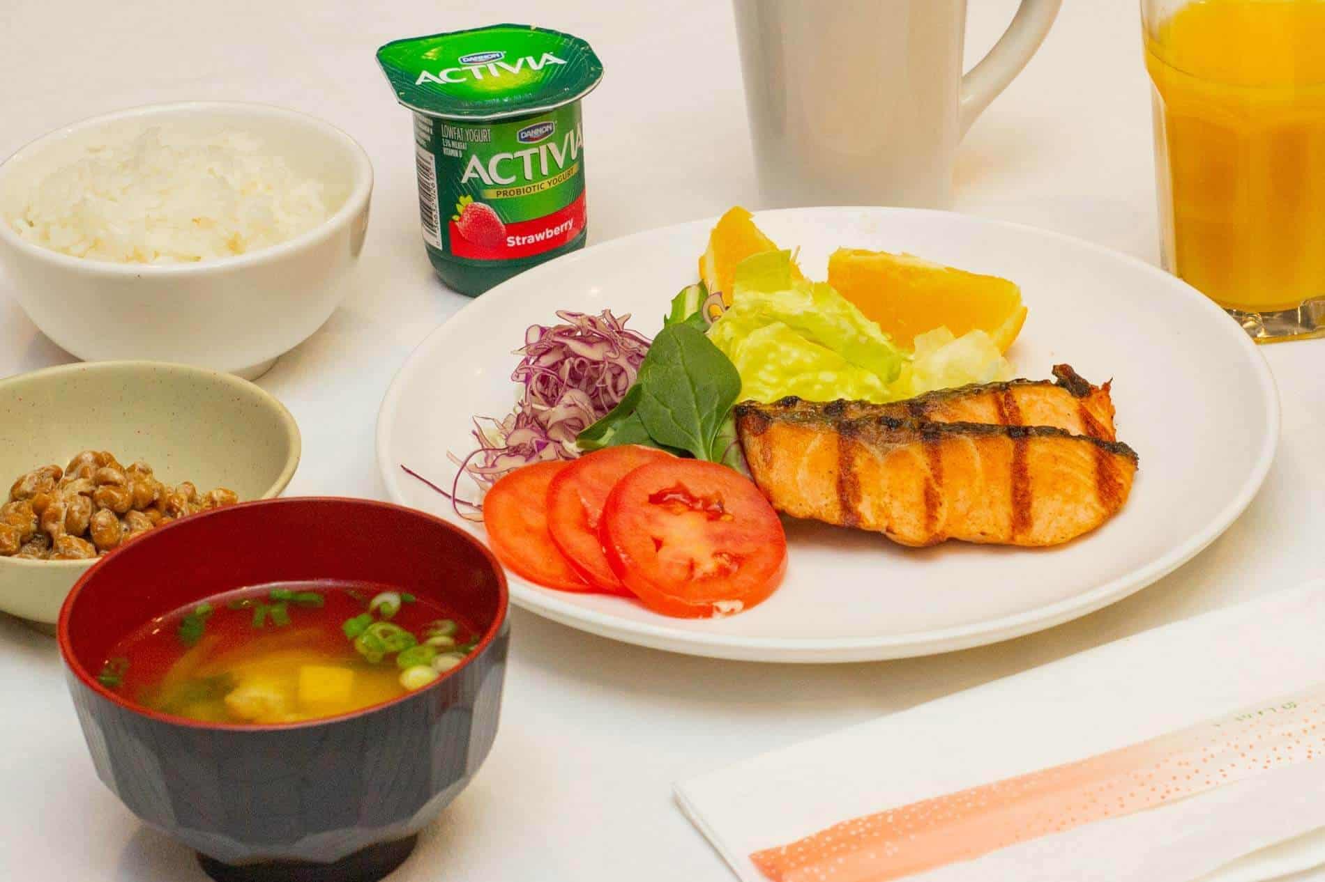 Japanese Style Breakfast Buffet Image