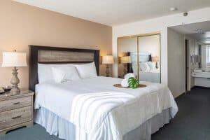 Executive Suite Single Bed Room