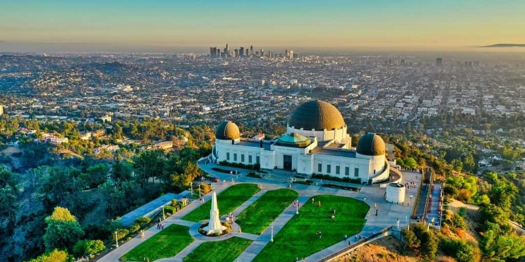 Griffith-Observatory-LA-2020